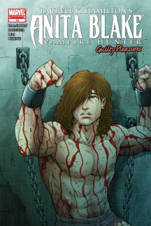 Anita Blake, Vampire Hunter: Guilty Pleasures #10