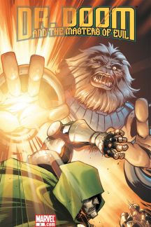 Doctor Doom and the Masters of Evil (2009) #3