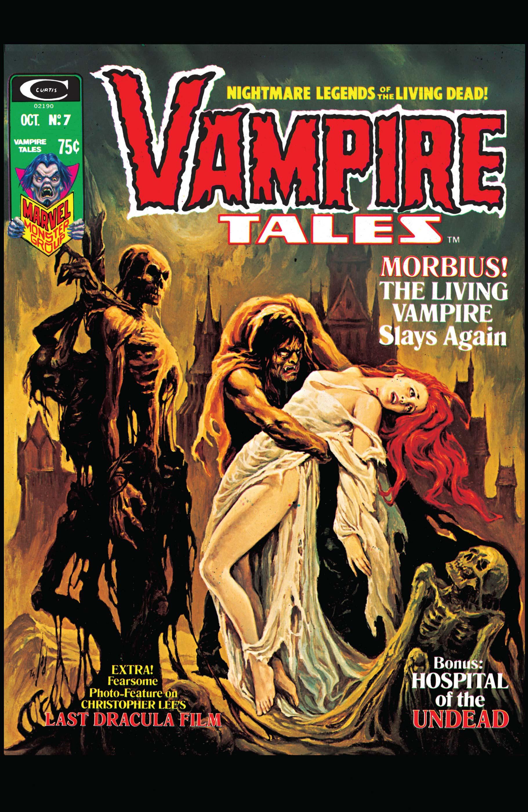 Vampire Tales (1973) #7