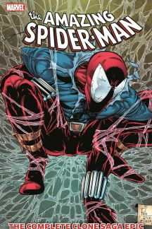 Spider-Man: The Complete Clone Saga Epic Book 3 (Trade Paperback)