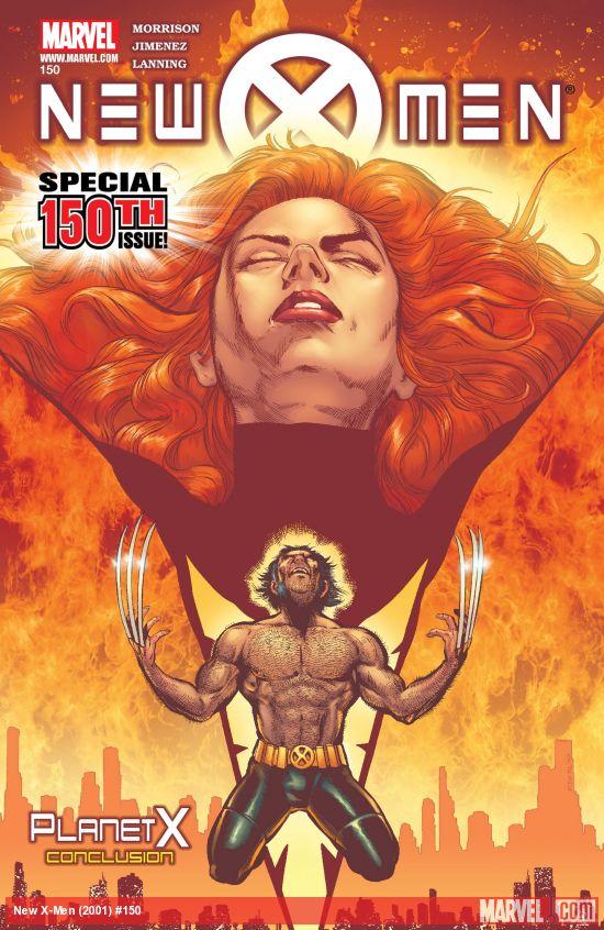 New X-Men (2001) #150