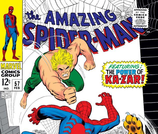 Amazing Spider-Man (1963) #57