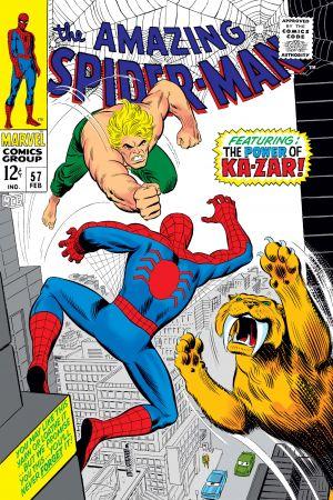 The Amazing Spider-Man (1963) #57