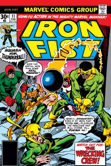 Iron Fist #11