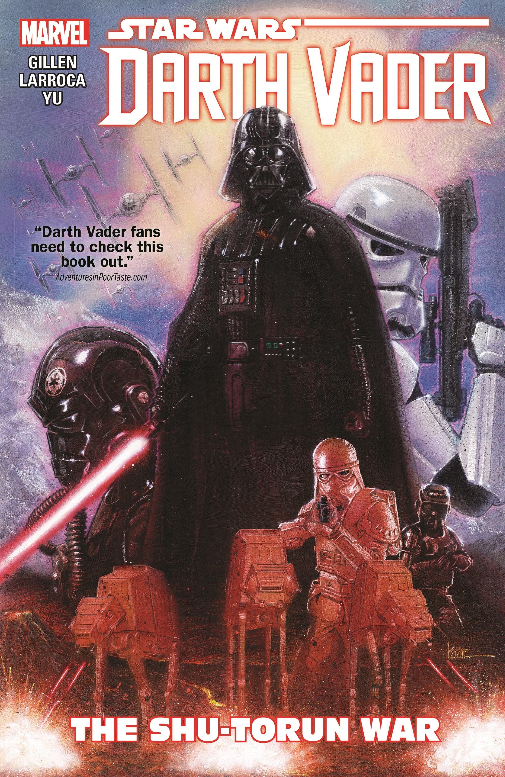 Star Wars: Darth Vader Vol. 3 - The Shu-Torun War (Trade Paperback)