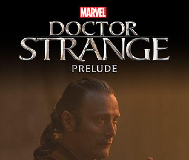 Marvel's Doctor Strange Prelude Infinite Comic (2016)