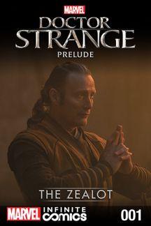 Marvel's Doctor Strange Prelude Infinite Comic #1