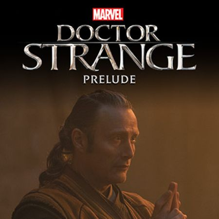 Marvel's Doctor Strange Prelude Infinite Comic (2016)