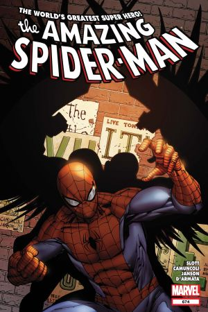 Amazing Spider-Man #674