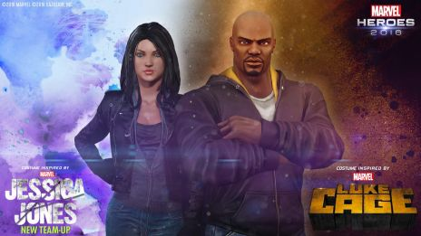 Luke Cage joins Marvel Heroes 2016!