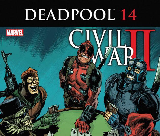 Deadpool (2015) #14