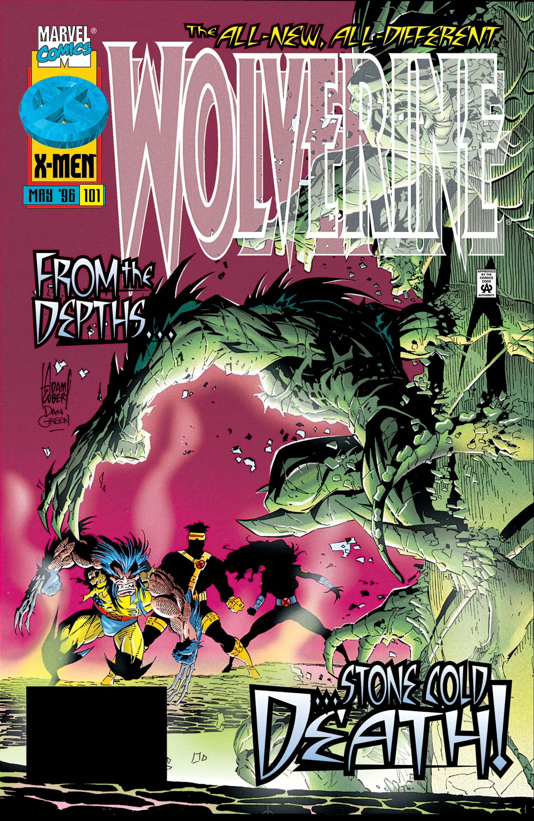 Wolverine (1988) #101