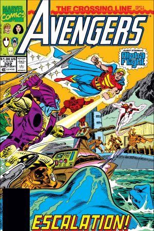 Avengers #322