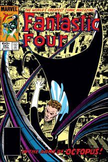 Fantastic Four #267