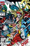 X-MEN (1991) #5