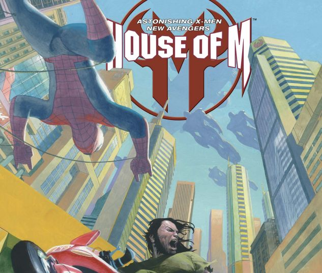 House of M (2005) #3