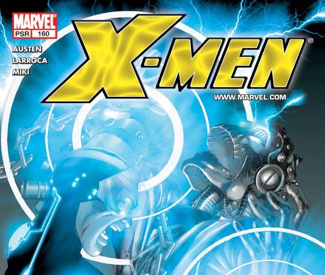 X-MEN (2004) #160