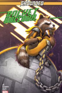 Rocket Raccoon #4