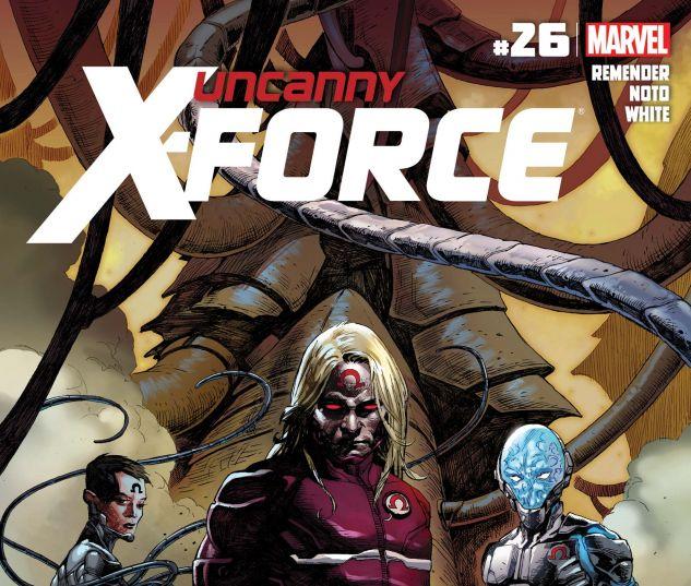 Uncanny X-Force (2010) #26