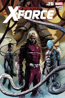 Uncanny X-Force #26