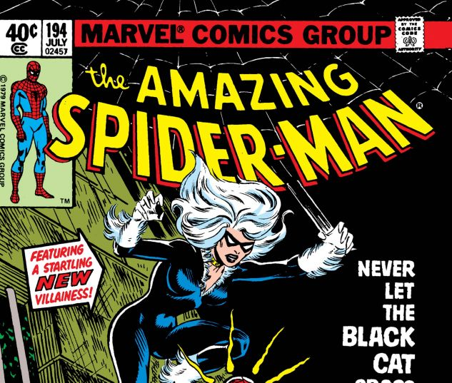 AMAZING SPIDER-MAN (1963) #194