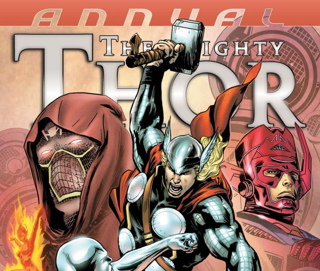 THE MIGHTY THOR ANNUAL (2012) #1
