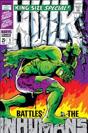 Incredible Hulk Annual (1968 - 1994)