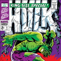 Incredible Hulk Annual