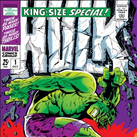 Incredible Hulk Annual (1976 - 1994)