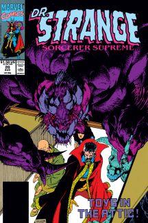 Doctor Strange, Sorcerer Supreme #20