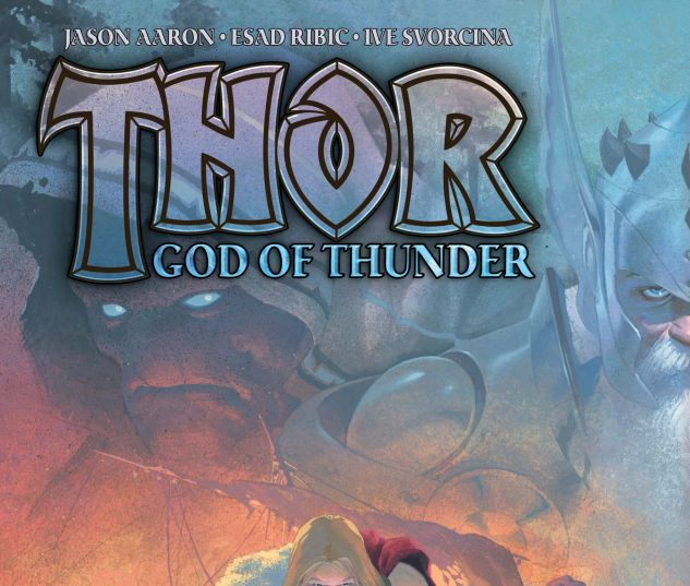 THOR: GOD OF THUNDER (2012) #2