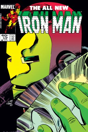 Iron Man #179