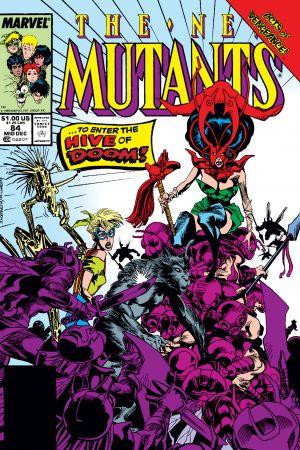 New Mutants (1983) #84