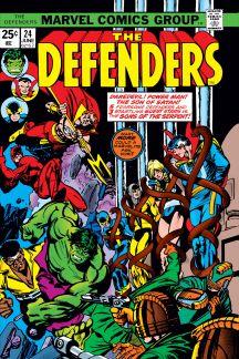 Defenders (1972) #24