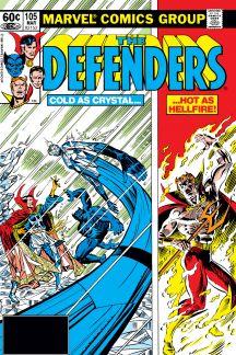 Defenders (1972) #105