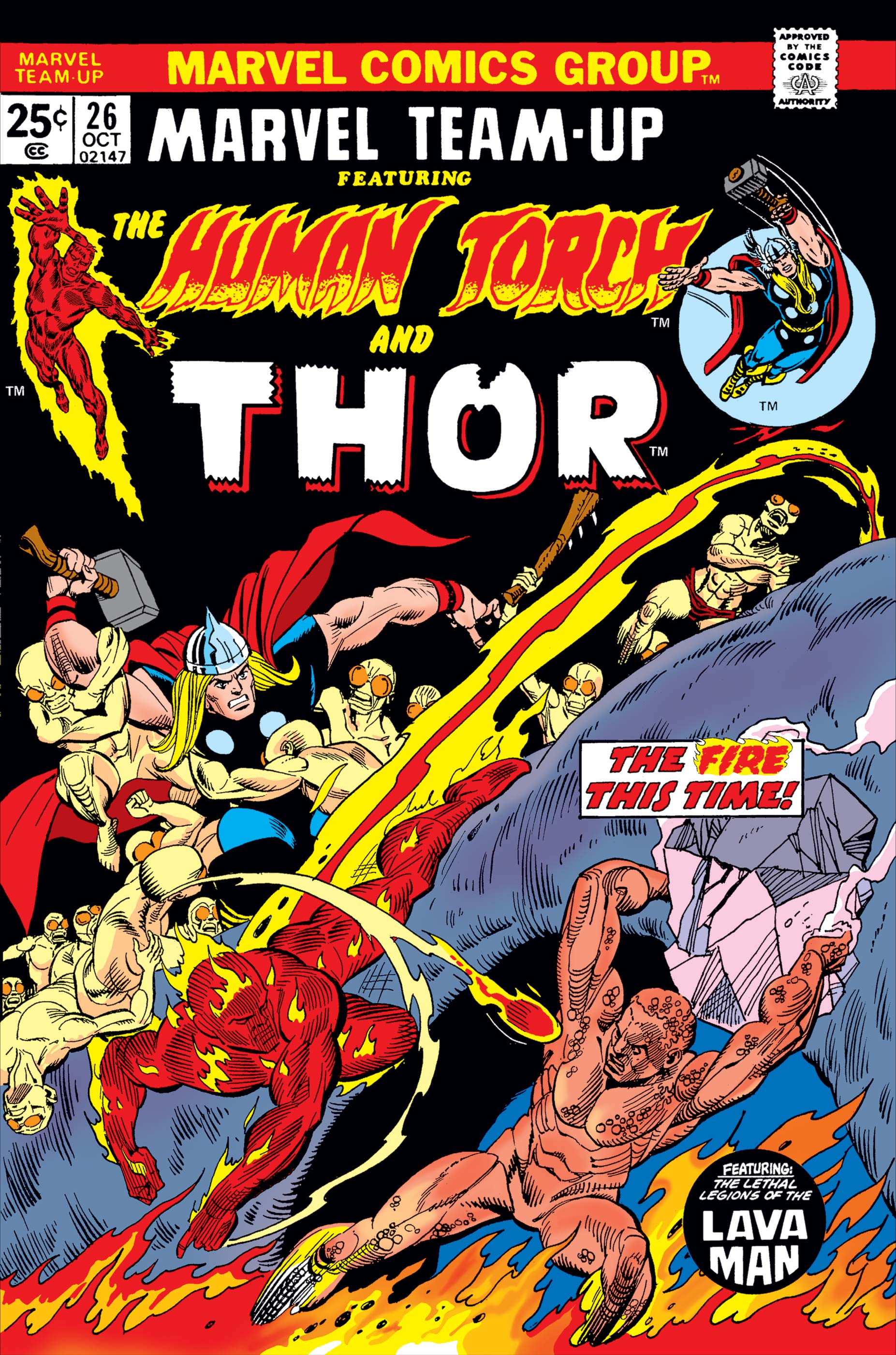 Marvel Team-Up (1972) #26