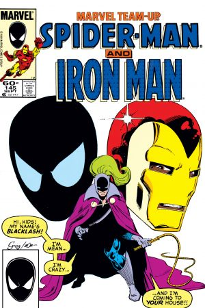 Marvel Team-Up #145