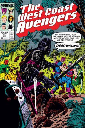 West Coast Avengers (1985) #39