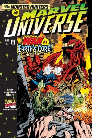 Marvel Universe #7