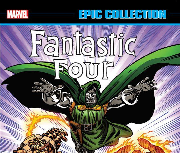 FANTASTIC FOUR EPIC COLLECTION: THE MORE THINGS CHANGE... TPB #1