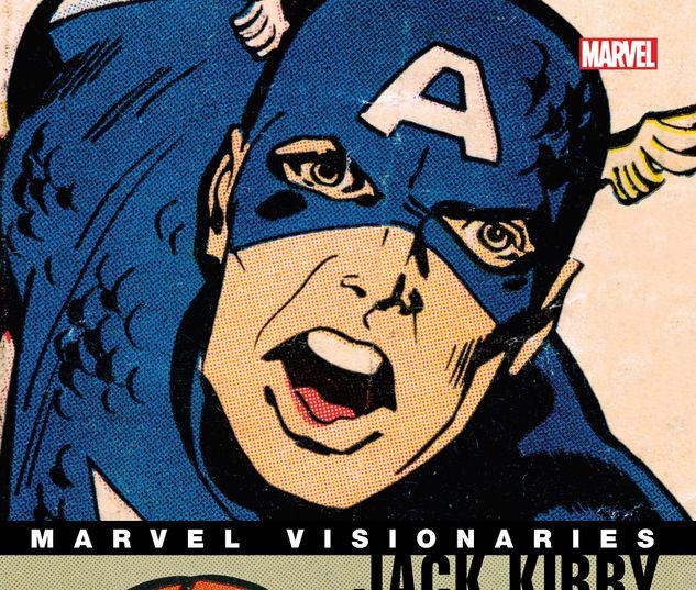 MARVEL VISIONARIES: JACK KIRBY TPB #1
