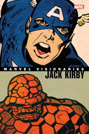 Marvel Visionaries: Jack Kirby (Trade Paperback)