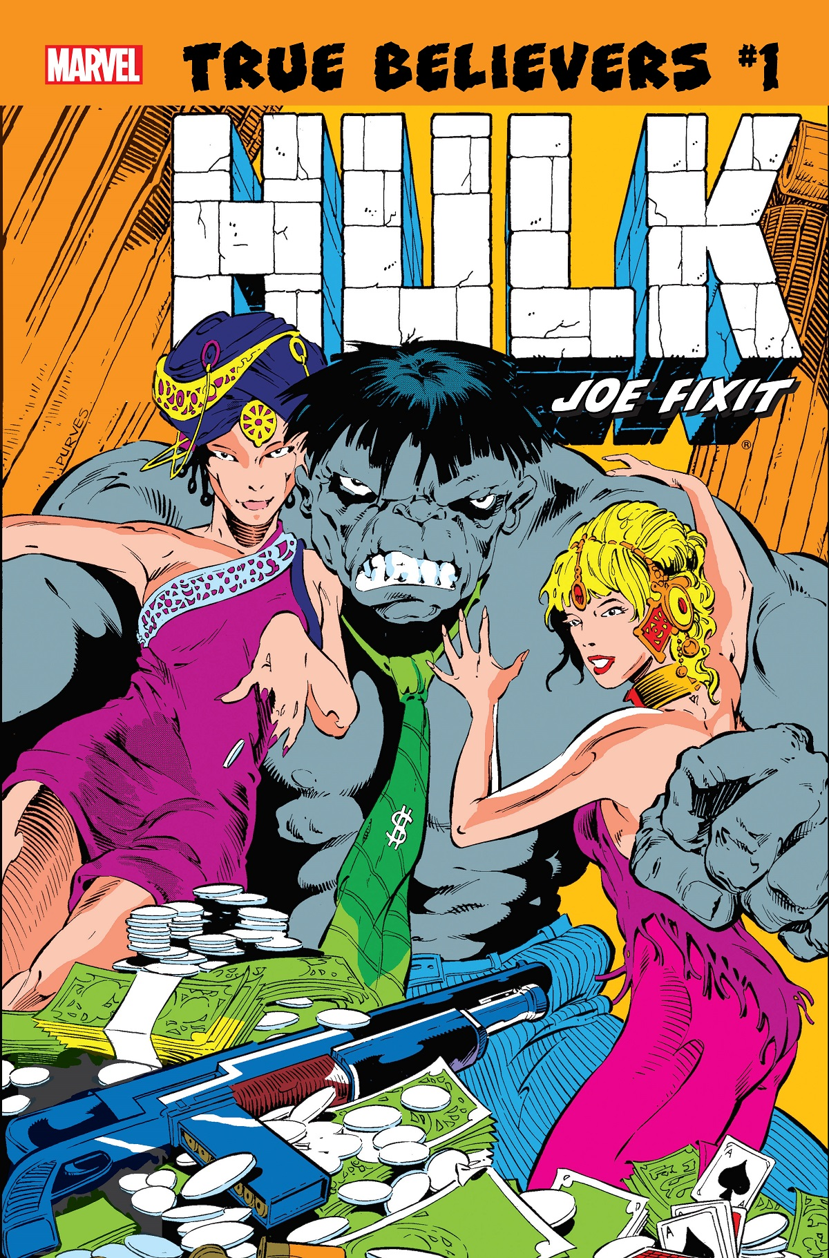 True Believers: Hulk - Joe Fixit (2019) #1