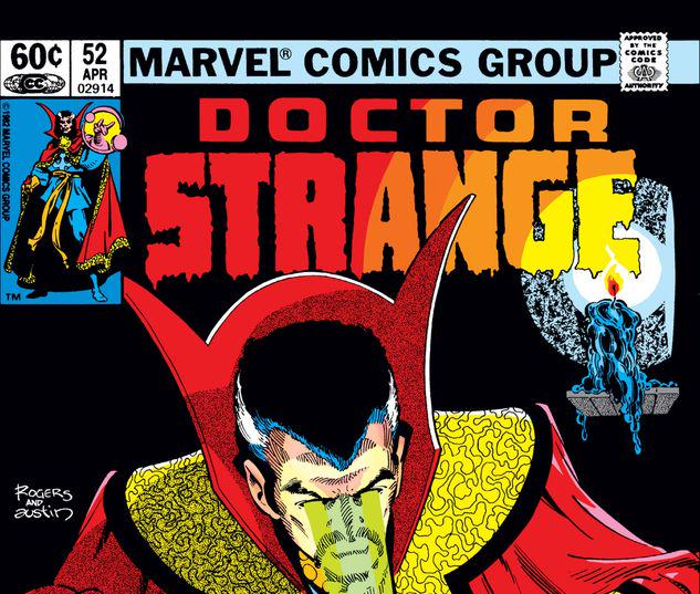 Doctor Strange #52