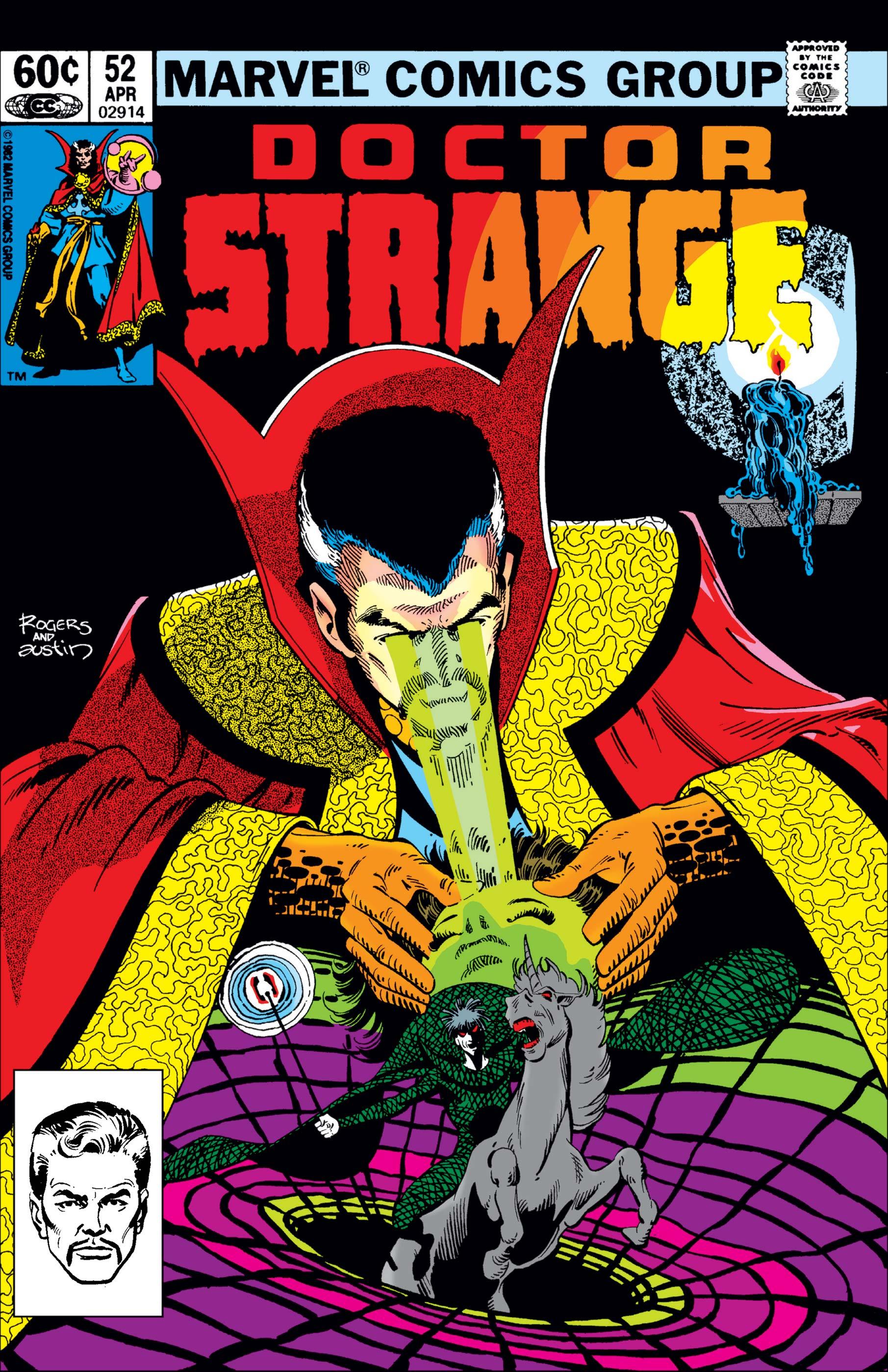 Doctor Strange (1974) #52