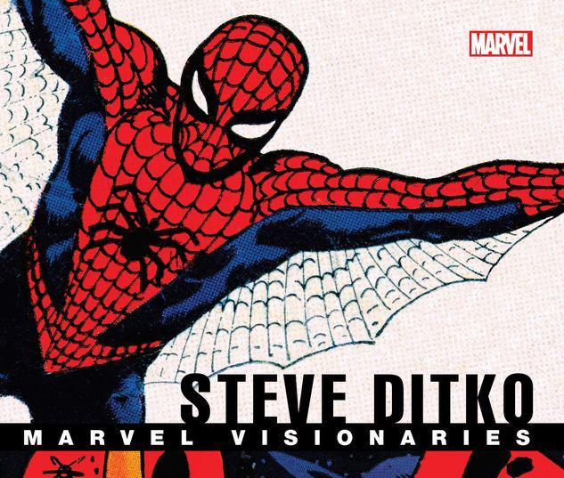 MARVEL VISIONARIES: STEVE DITKO TPB #1