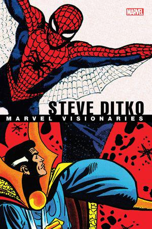 Marvel Visionaries: Steve Ditko (Trade Paperback)