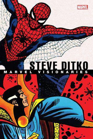 Marvel Visionaries: Steve Ditko (Trade Paperback)