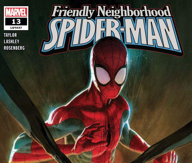 Friendly Neighborhood Spider-Man #13