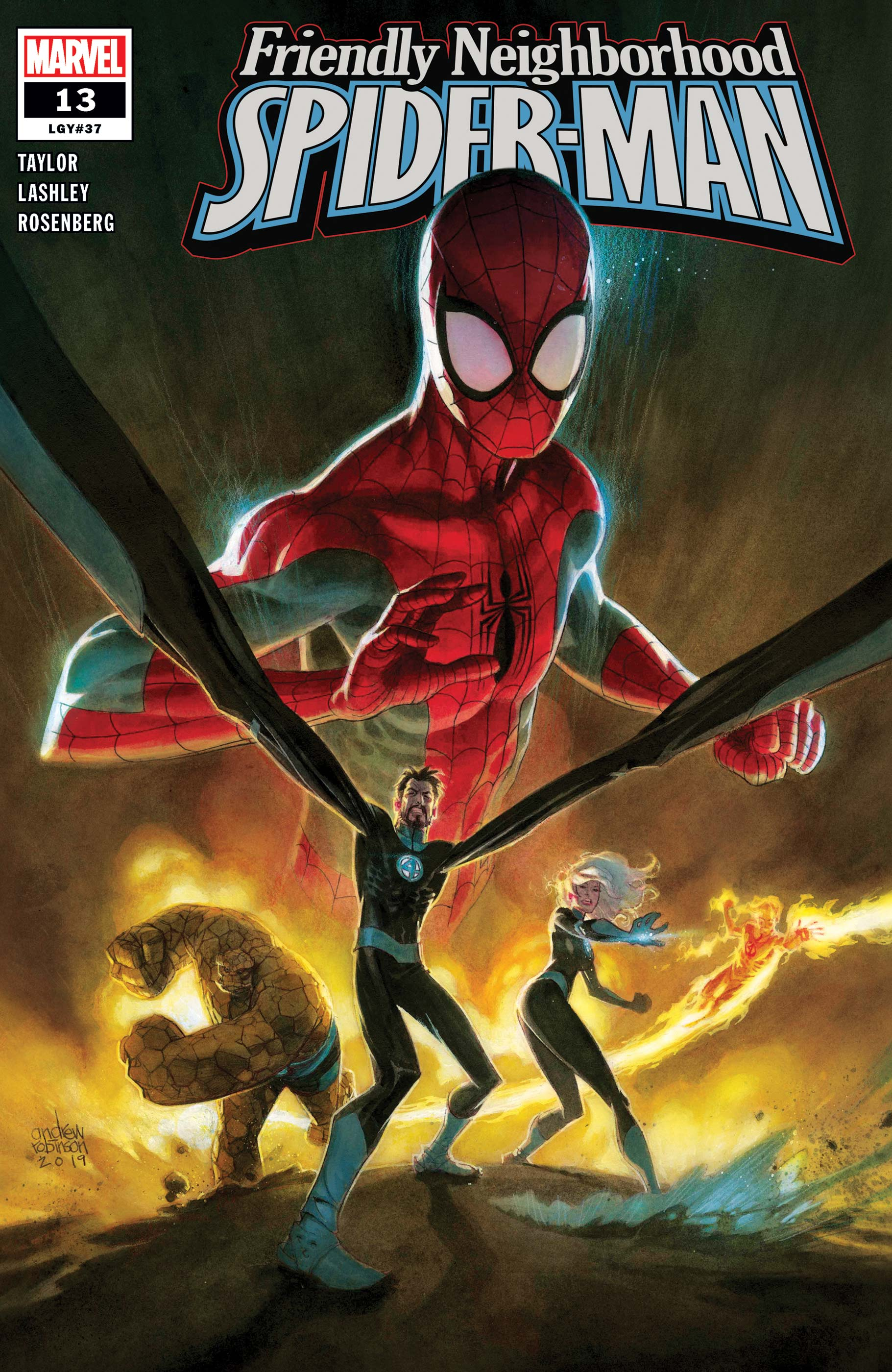 Friendly Neighborhood Spider-Man (2019) #13